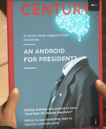 An Android for President?