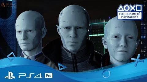 Detroit Become Human - Publicité française Disponible Exclu PS4