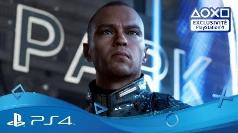 Detroit Become Human - Trailer Markus 25 mai Exclu PS4