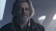 Hank mid-credit cutscene