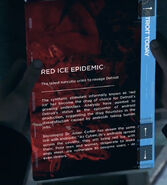 Red Ice 2 - Magazine - Detroit