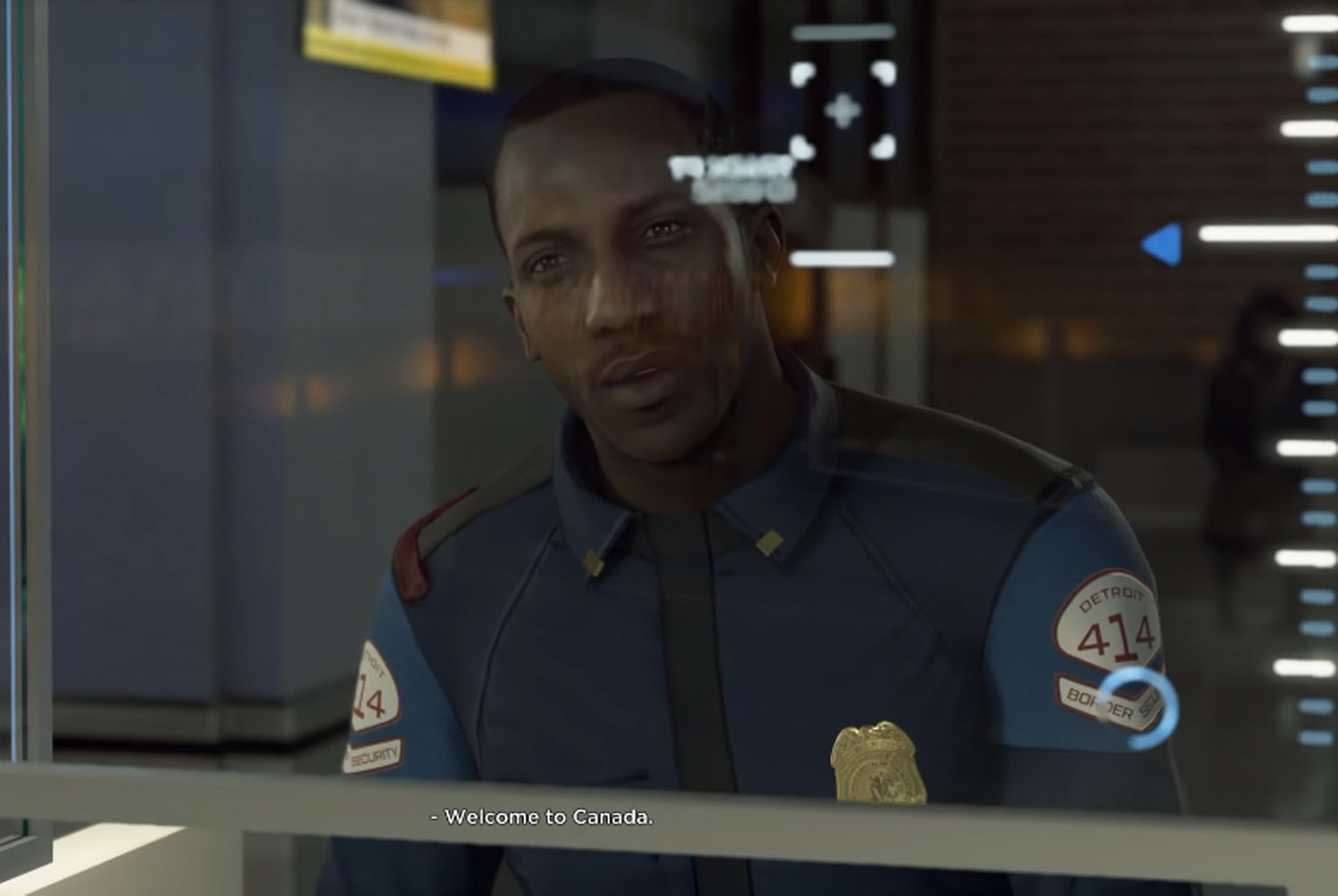 Other Unnamed Border Guard | Detroit: Become Human Wikia ...