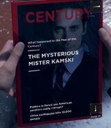 The Mysterious Mister Kamski