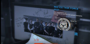 یگان رزمی یخ سرخ (Red Ice Task Force) Detroit: Become Human