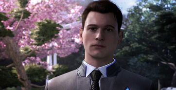 Connor Detroi Become Human6