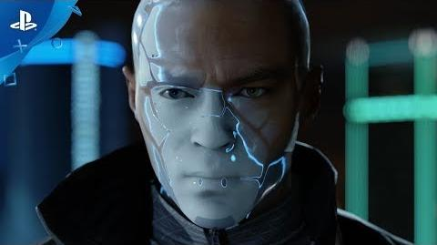 Detroit- Become Human – TV Commercial Markus - PS4