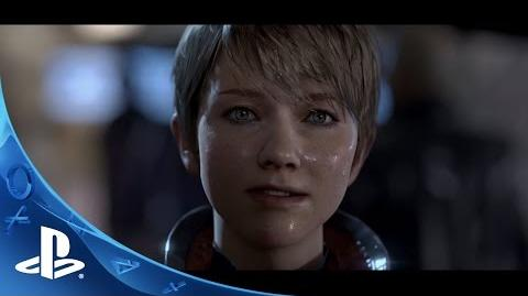 Detroit Become Human - Teaser Exclusive to PS4-1