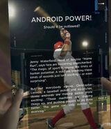 Android Power 3 - Magazine - Detroit