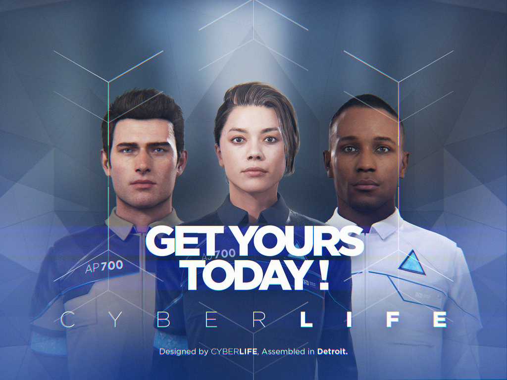 Android | Detroit: Become Human Wikia | FANDOM powered by Wikia
