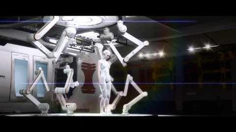 KARA Official video HD - Quantic Dream