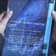 Painter Dies 2 - Magazine - Detroit