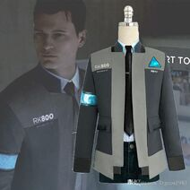 Costume Connor 1