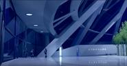 Inside Cyberlife tower DBH