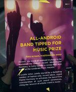 Android Band 2 - Magazine - Detroit