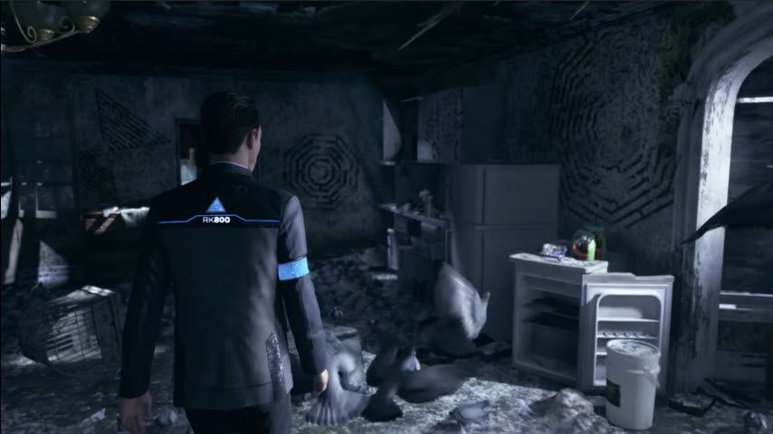 Abandoned Apartment Detroit Become Human Wikia Fandom