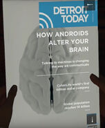 How Androids Alter Your Brain