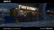 Chicken Feed foodtruck detroit