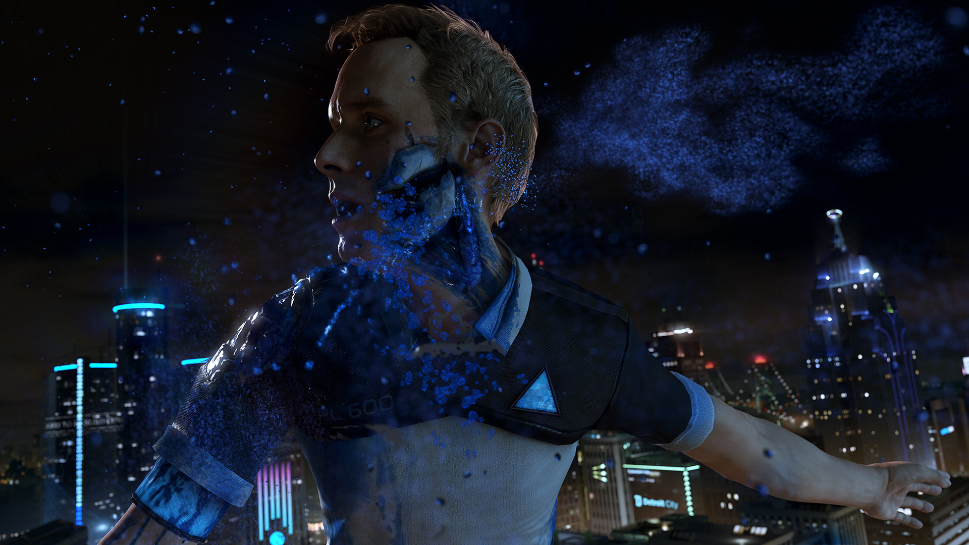 Image result for Detroit become human screenshots 1920x1080