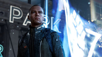Detroit Become Human Markus 1