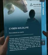 Cyber-Wildlife 3 - Magazine - Detroit