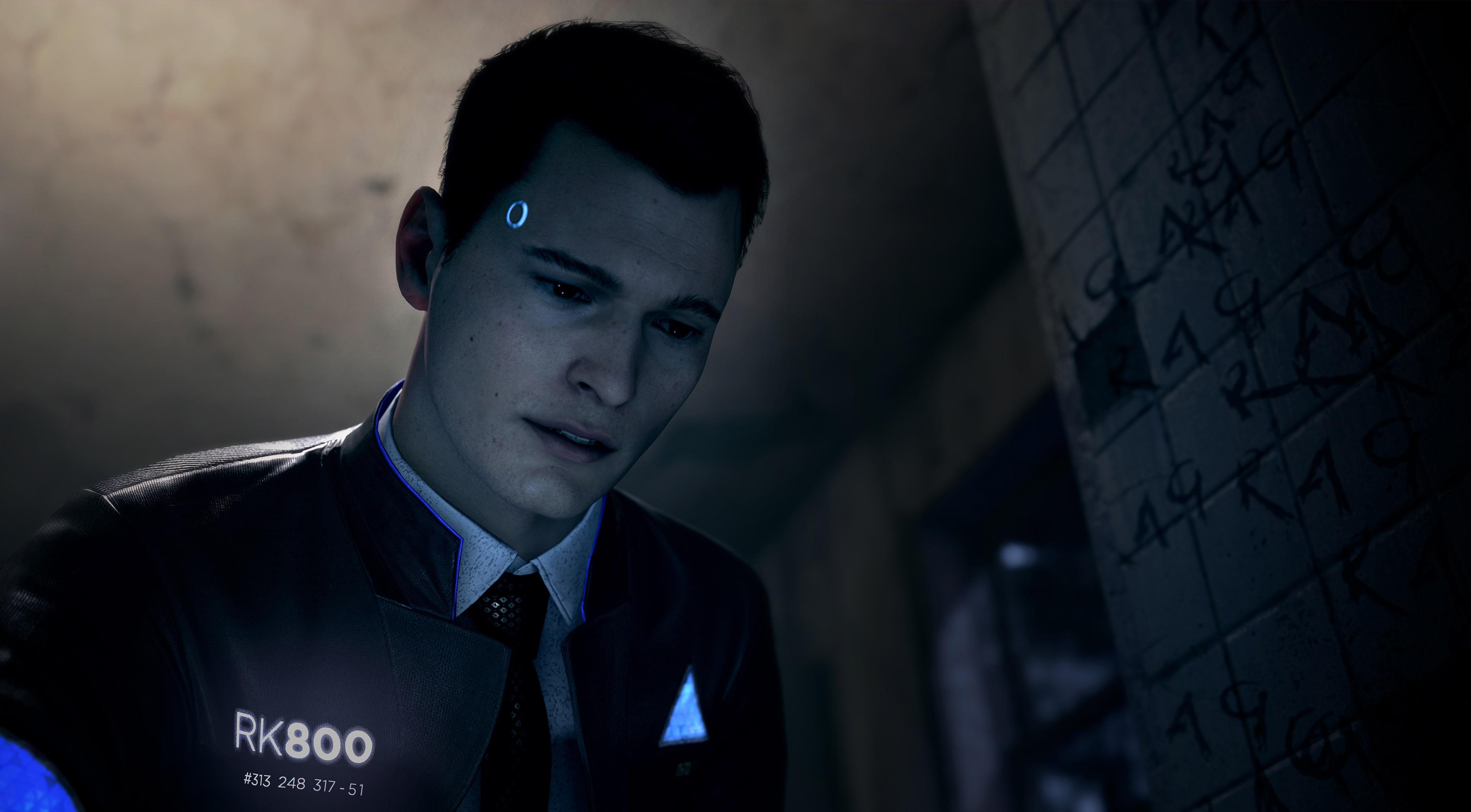 Connor Detroit Become Human Wikia Fandom