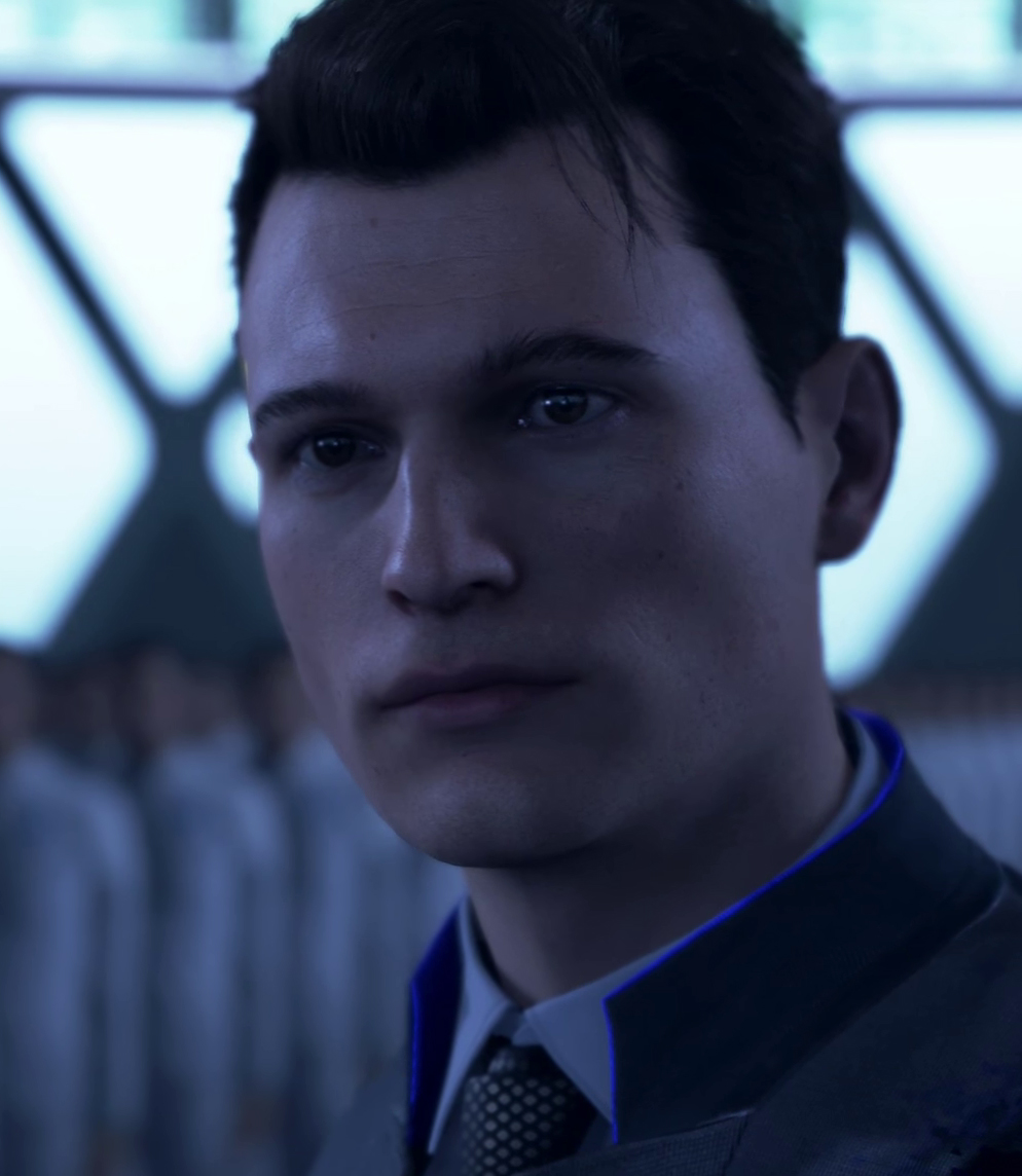 Connor (CyberLife Tower) | Detroit: Become Human Wikia | FANDOM powered by Wikia