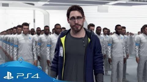 Detroit- Стать человеком - Элайджа Камски - основатель Cyberlife - PS4