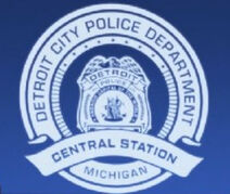 Detroit City PD Detroit-become-human