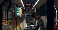ABCD bus interior