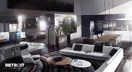 Penthouse Clean concept art Detroit