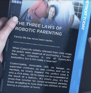 Robotic Parenting 2 - Magazine - Detroit