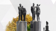 Capitol Park statue