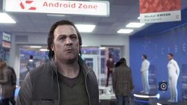 Todd in der Android Zone