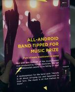 Android Band 3 - Magazine - Detroit