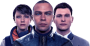 Androids - Detroit Become Human