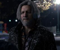 Detroit Become Human Hank Anderson