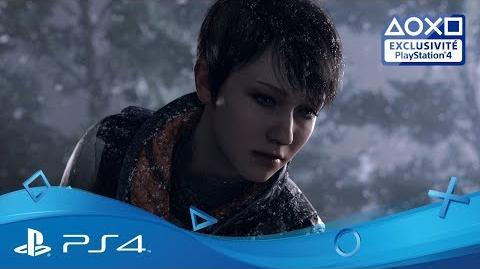 Detroit Become Human - Trailer Kara 25 mai Exclu PS4