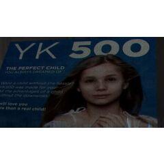 El YK500: El flashback de Kara sobre Alice siendo un androide.