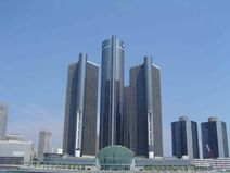 Detroit-RenaissanceCenter-GM-EDS