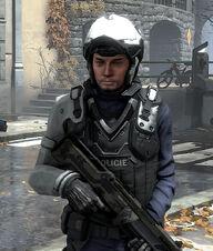 DXMD light police