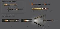 DXMD tranquilizer ammo concept