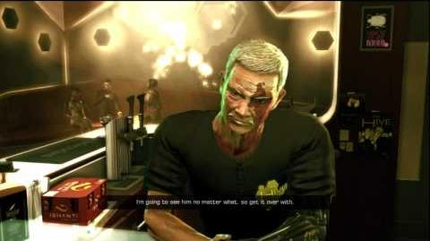 Deus Ex Human Revolution Tong Si Hung ALL SPEECH OPTIONS GUIDE