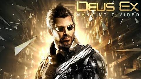 Deus Ex Mankind Divided - Previously on Human Revolution Ранее в серии Русские субтитры