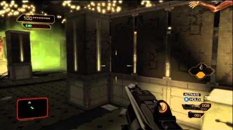 Deus Ex Human Revolution How to Beat Jaron Namir Guide (Give Me Deus Ex) without Weapons