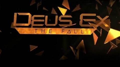 Deus Ex The Fall Announcement Trailer