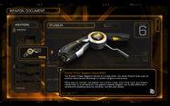 DX3 Buzzkill TND tazer info
