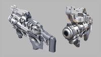 Grenade Launcher sculpt DXMD
