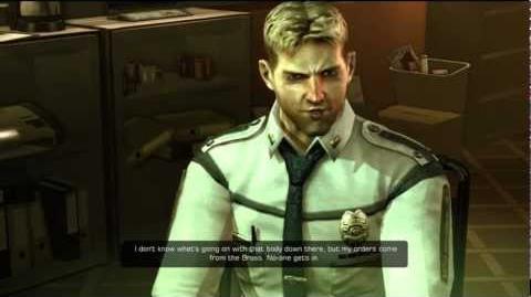 Deus Ex Human Revolution Wayne Haas ALL SPEECH OPTIONS GUIDE