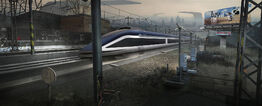 DXMD train