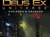 Deus Ex Universe: Children's Crusade Issue 1